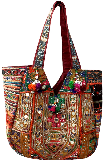 Banjara Tribal Patch Work Handbags