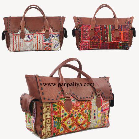 b44f524de00e Wholesale Bulk Lot Bohemian Banjara Tribal Gypsy Leather Doctor bags.  Minimum quantity to order  5 pcs. Price - US   300