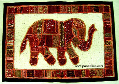 Elephant Wall Hanging exclusive collection of wall hanging indian tapestry with elephant