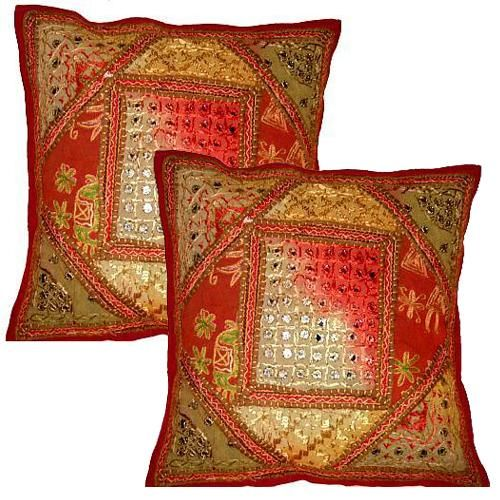 Ethnic Indian Exclusive Collection Handmade Cushion Covers