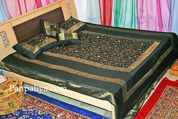Wholesale Silk Bedspreads India